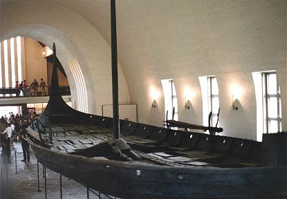 The Viking Ships Museum