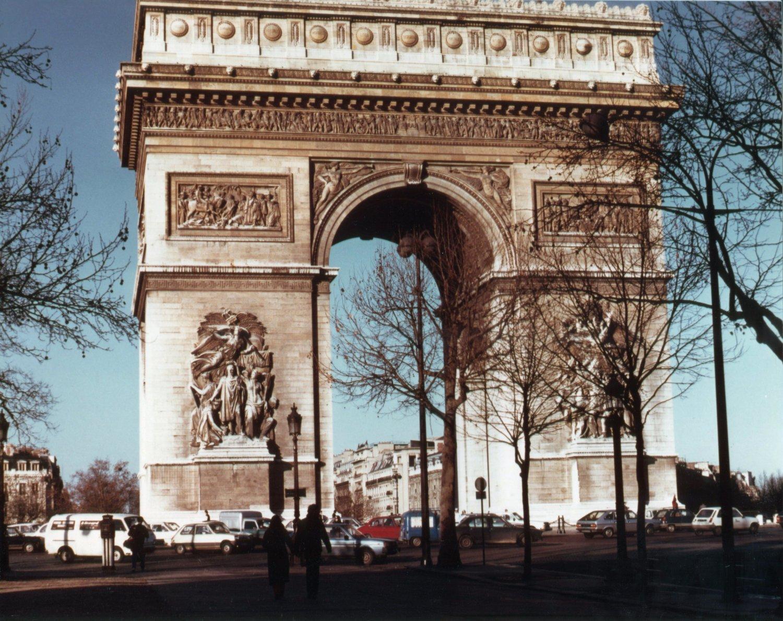 Moj omiljeni Pariz